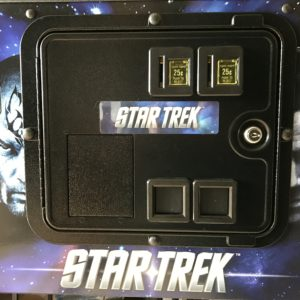 Star Trek Happ Upstacker Door